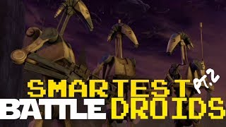 Download 5 MORE 'Over-qualified' Battle Droids Video