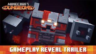 Download Minecraft Dungeons: Gameplay Reveal Trailer Video