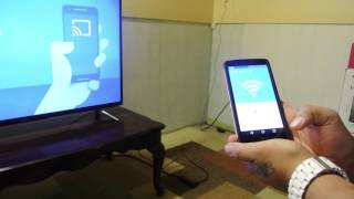 Download Toshiba 4k HDTV with Chromecast Video