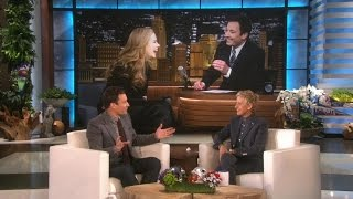 Download Jimmy Fallon on His Date with Nicole Kidman Video