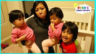 Download Kids Bedtime Routine without Daddy!!! Video