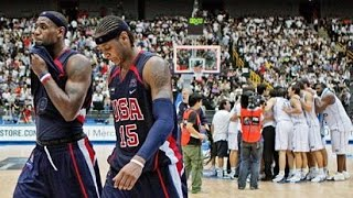 Download Greece vs USA 2006 FIBA Basketball World Championship Semi-Finals FULL GAME English Video