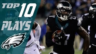 Download Eagles Top 10 Plays of the 2016 Season | NFL Highlights Video