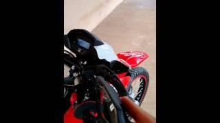 Download Nova Bros 160 tonada vermelha Video