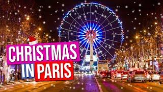 Download Christmas in Paris | Noël à Paris | Paris France Video