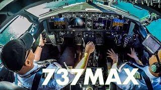 PMDG Boeing 737 MAX 8 Test Flight - Merged With TDS Free Download