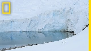 Download See the Extreme Ice Changes Near the Antarctic Peninsula | Short Film Showcase Video