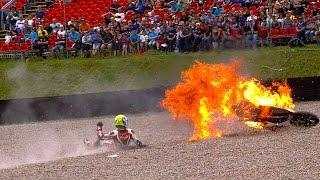Download Moto2™ 2014 Biggest crashes Video