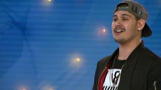 Download Se när Gabriel Cancela golvar juryn i Idol 2017 - Idol Sverige (TV4) Video