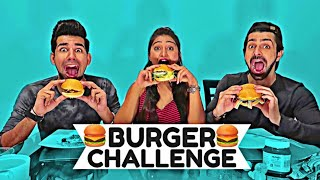 Download Burger Challenge | Rimorav Vlogs Video