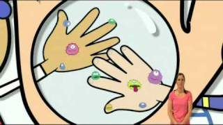 Download Children's pack Animation - Wash Your Hands Video