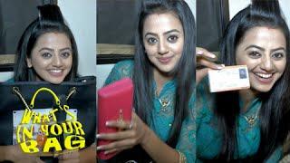 Download Helly Shah aka Swara's Handbag SECRET REVEALED | What's In Your Bag Video