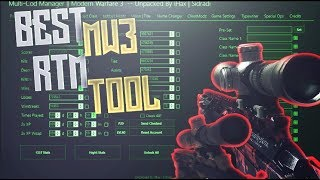 Download ★[MW3/1.24/PS3] BEST MW3 RTM TOOL (@Hitzyy69)★ Video
