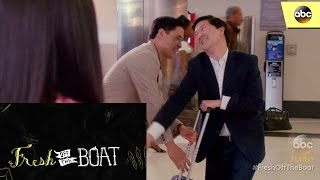 Download Louis & Gene's Polite Fight - Fresh Off The Boat Video