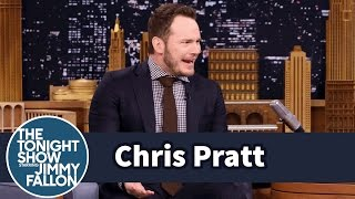 Download Chris Pratt Retired His Go-To Michael Jackson Karaoke Song Video