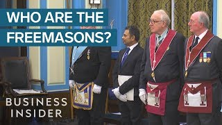 Download What It's Like To Be A Freemason, According To Members Of The Secret Society Video