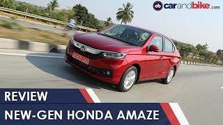 Download New-gen 2018 Honda Amaze Review   NDTV carandbike Video