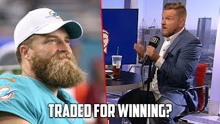 Download Would Ryan Fitzpatrick Be Out Of Miami For Winning? Video