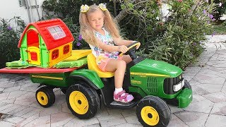 Download Roma and Diana Pretend Play with toys and Playhouse, Top Videos by Kids Roma Show! Video
