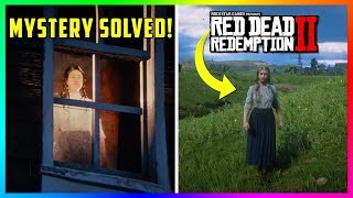 Download What Happens If You Free The Girl Trapped Inside Emerald Ranch In Red Dead Redemption 2? (RDR2) Video