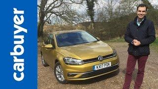 Download Volkswagen Golf Mk7.5 in-depth review - Carbuyer Video