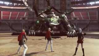 Download Final Fantasy TYPE-0 HD (PS4) Boss Battle : Dainsleif Video