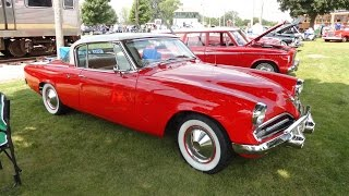 Download 1953 Studebaker Commander V8 Starliner Coupe - My Car Story with Lou Costabile Video
