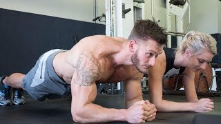 Download 3 Unique Ways To Train Your Traps & Burn Fat Fast Video