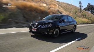 Download 2017 Nissan Sentra SR Review Video