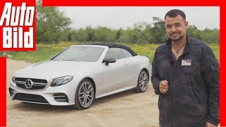 Download Mercedes-AMG E 53 Cabrio (2018) Erste Fahrt / Review / Details Video