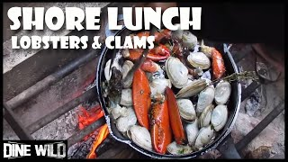 Download How to cook Lobster & Clams Video