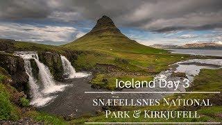 Download Snæfellsnes National Park & Kirkjufell - Iceland Day 3 Video