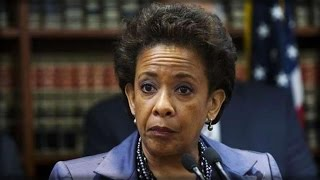 Download BOOM! LORETTA LYNCH JUST GOT THE NIGHTMARE BOMBSHELL OF A LIFETIME Video