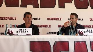 Download Deadpool 2 Press Conference Video