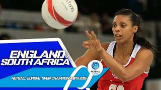 Download England v South Africa I Netball Europe Open Championships 2015 Video
