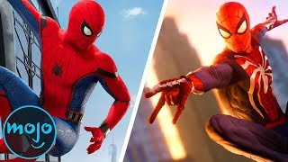 Download Another Top 10 Iconic Spider-Man Costumes Video