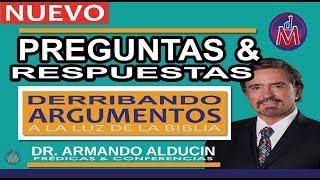 Download 2 HORAS.- PREGUNTAS Y RESPUESTAS #2 A LA LUZ DE LA BIBLIA.- Dr. Armando Alducin -HD- Video