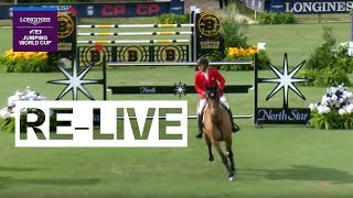 Download RE-LIVE | Longines FEI Jumping Nations Cup™ 2019 | Wellington (USA) | Longines Grand Prix Video