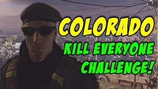 Download Colorado Kill Everyone Challenge! - Hitman 2016 Video