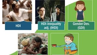 Download BES166/P4: UNDP's Human Development Report: HDI, IHDI, GDI, GII, MPI; SDG-2030 Video