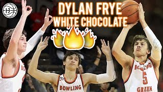 Download Dylan Frye IS WHITE CHOCOLATE JR With CURRY RANGE! Official D1 Sophomore Mixtape Video