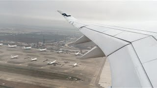 Download Finnair Airbus A350-900 Beautiful Takeoff from Shanghai Pudong Airport Video