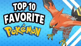 Download Top 10 Favorite Pokemon Of All Time Video