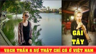Download Gái Tây vạch trần 6 điều kỳ cục chỉ có ở Việt Nam - News Tube Video