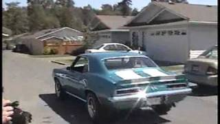 Download Giving my dad his dream car, a Classic 1969 Camaro, part 2 of 2, Please read the description Video