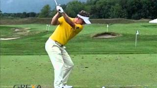 Download Luke Donald - slow motion golf swing Video