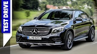 Download 2017 Mercedes-AMG GLC 43 Coupe | TEST DRIVE + ENGINE SOUND Video