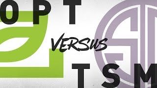 Download OPT vs. TSM - Week 9 Day 1 | NA LCS Summer Split | OpTic Gaming vs. TSM (2018) Video