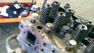 Download Cummins N14 Industrial Removing Cylinder Heads Video