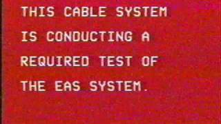 Download March 28, 2008 - This Is a Test - Emergency Alert System Video